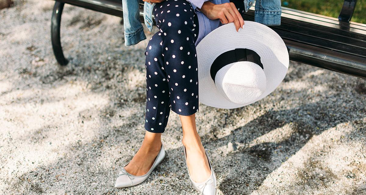 Egy apró trükk, hogy még csinosabb legyen a bokavillantó nadrág: ilyen cipőkkel viseld