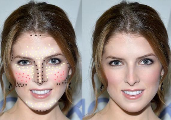 hogyan lehet feheriteni az arcod
