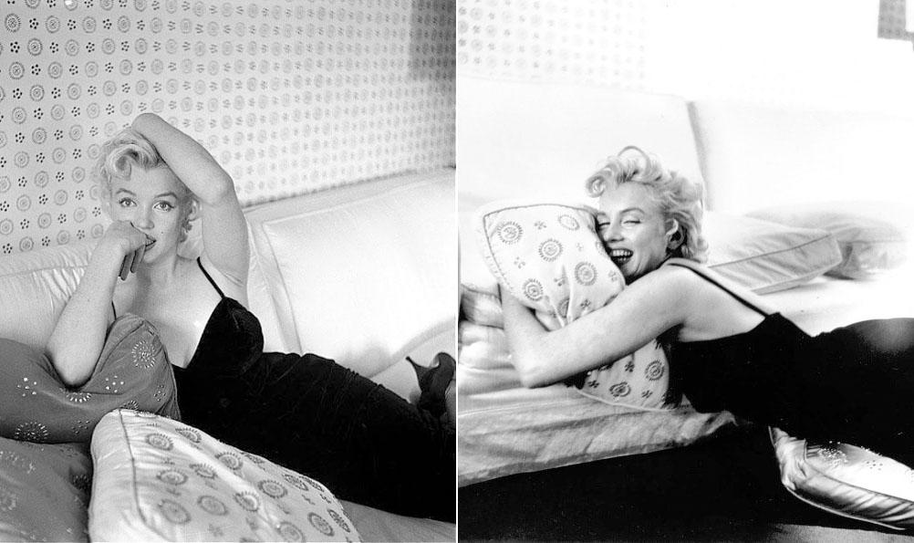 Cecil Beaton fotográfus szintén megkapó, gyönyörű fotósorozatot készített a színésznőről az ötvenes években.