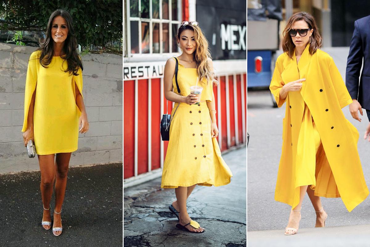 A vibráló, erőteljes sárga árnyalatok a sötét, kreol, illetve a ragyogó, sárgás bőrűeknek állnak a legjobban.