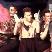 R'n'B/Soul zene 1990-1992