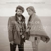 Making of Star Wars Könyvek, sorozatok: