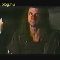 NEVESSÜNK: Rettenthetetlen - Braveheart BAKIK - 1995