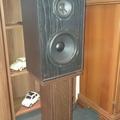 Videoton DC 2050-esből épített wannabe audiofil fal