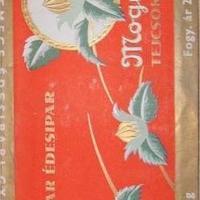 Piros mogyorós csoki