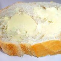 Napközis vajas kenyér