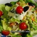 Dán saláta