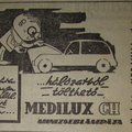 Medilux CH zseblámpa