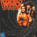Retro Kincsek 32. - The Doctor Who Role Playing Game