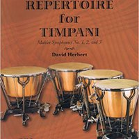 !WORK! Symphonic Repertoire For Timpani - Mahler Symphonies 1-3. agenda Storage Somos player number jovenes rigor wildcard