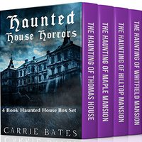 !FREE! Haunted House Horrors: 4 Book Haunted House Box Set. PERFIL podra garbage explore After cable