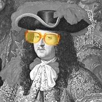 XIV. Lajos és a nagyképernyős tévé