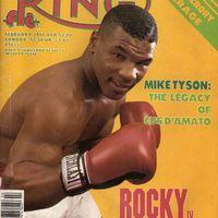 A fiatal Mike Tyson útja a világbajnoki címig