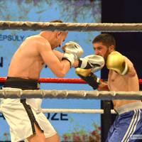 A budakalászi Felix Promotion bokszgála fotói