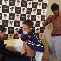 Jonathan Guzman vs Yukinori Oguni: Felvezetés a mérkőzéshez