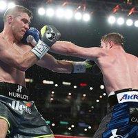 Liam Smith vs Saul Alvarez: A mérkőzés