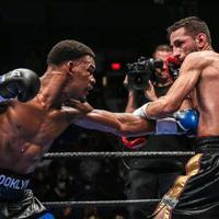 Daniel Jacobs vs Sergio Mora II: A mérkőzés