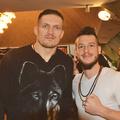 Exkluzív villáminterjú a szombaton címegyesítést vívó Oleksandr Usykkal