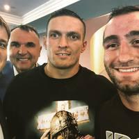 Exkluzív interjú a vitathatatlan cirkálósúlyú világbajnok Oleksandr Usyk promóterével, Alex Krassyukkal