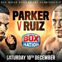 Joseph Parker vs Andy Ruiz Jr: Felvezetés a mérkőzéshez