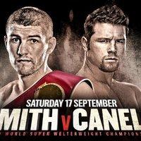 Liam Smith vs Saul Alvarez: Felvezetés a mérkőzéshez