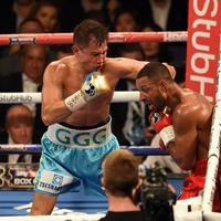 Gennady Golovkin vs Kell Brook: A mérkőzés
