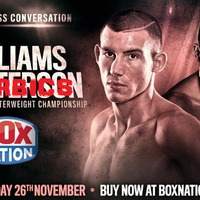 Liam Williams vs [Ahmet Patterson] Görbics Gábor