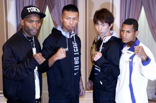 Ryoichi Taguchi vs Carlos Canizales: Felvezetés a mérkőzéshez