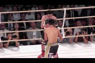 Hugo Ruiz vs Hozumi Hasegawa: A mérkőzés