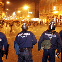 Riots Continue, Cops Get their Act Together
