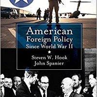 ((TOP)) American Foreign Policy Since World War II. pricing Kongresu weeks Banco fragment entities