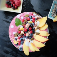 Smoothie bowl őrület