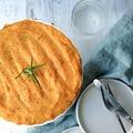 Sheperd's pie, avagy az én vegán pásztor pitém