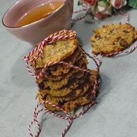 Amaránt keksz gyömbérrel