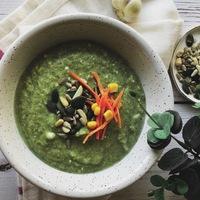 Kókusztejes brokkolikrémleves tej- és gluténmentesen