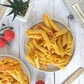 Pesto rosso tészta