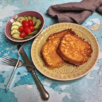 Vegán bundás kenyér