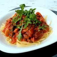 Rögtönzött spagetti