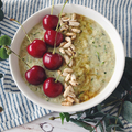 Cukkinis zabkása, tápláló reggeli tele vitaminokkal