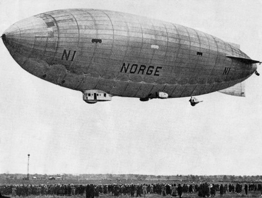 Umberto Nobile: A léghajótörött