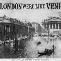 Ilyen lenne London ha...