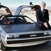 Kihalt autómárkák 5. - DeLorean