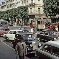 Az NSZK az 50-es, 60-as években