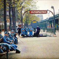 Párizs színesben - 1914