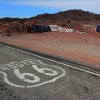 Route 66 - A legendás út