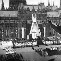Amikor Budapesten volt a katolikus világ szeme