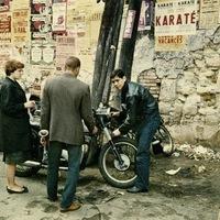 Párizs az 1950-es években