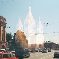 Szentpétervár megsemmisült remekei