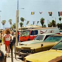 Los Angeles autóból - 1979