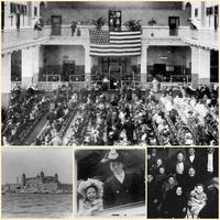 Ellis Island - Amerika kapuja